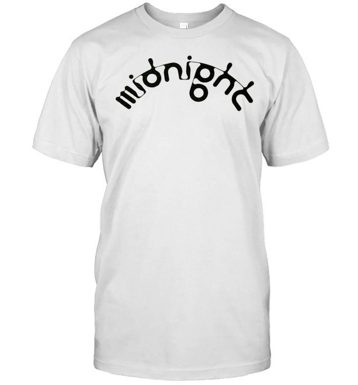 Midnight Studios x Aphex M-flow logo shirt Classic Men's T-shirt