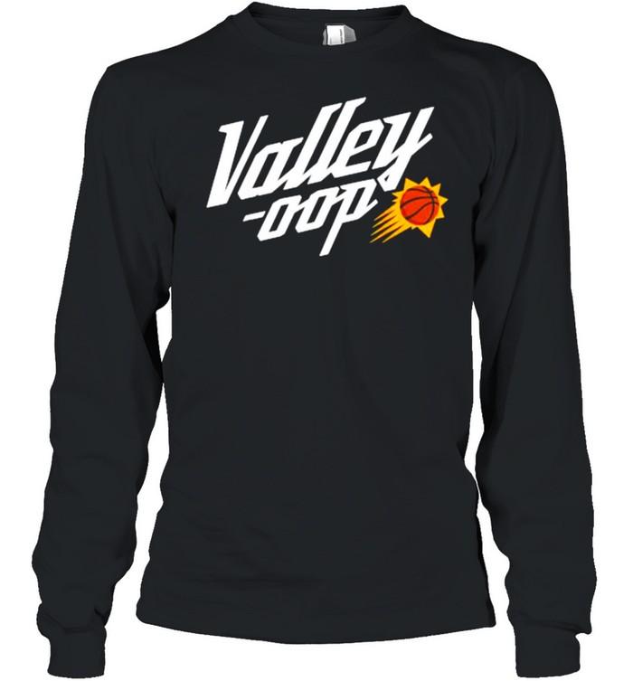 Valley Oop T- Long Sleeved T-shirt