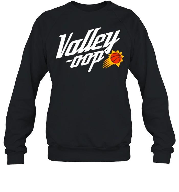 Valley Oop T- Unisex Sweatshirt