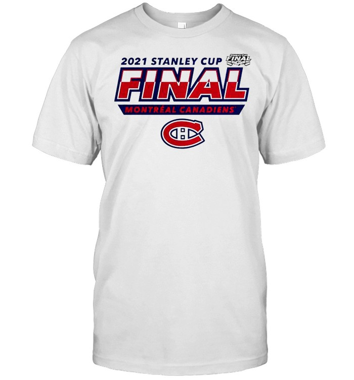 2021 Stanley Cup Final Montreal Canadiens champions shirt Classic Men's T-shirt
