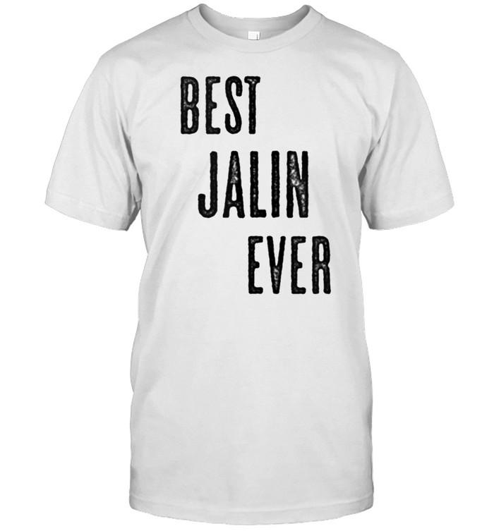 BEST JALIN EVER Cute Name shirt Classic Men's T-shirt