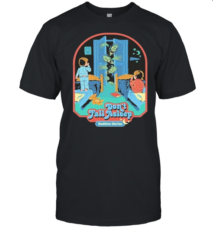 Dont fall asleep shirt Classic Men's T-shirt