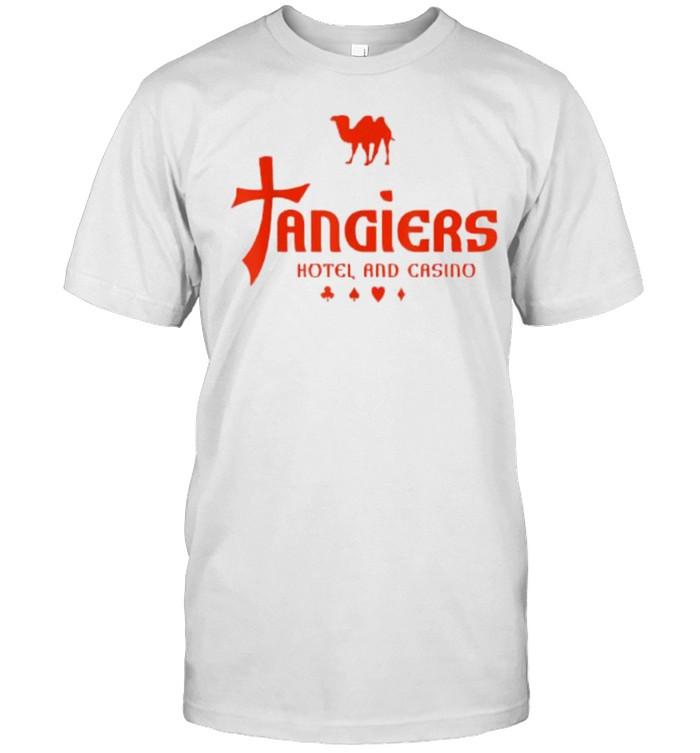 Tangiers Casino Hotel Las Vegas Vintage T- Classic Men's T-shirt