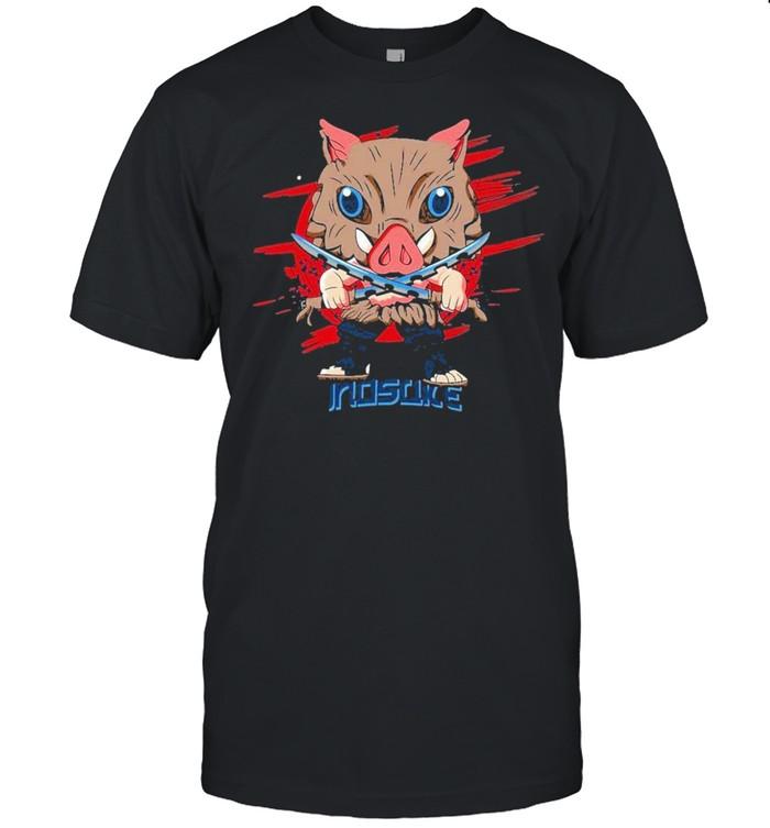 Cool Slayer Demon Anime shirt Classic Men's T-shirt
