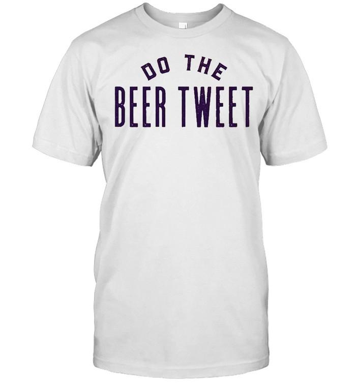 Do the beer tweet tie dye shirt Classic Men's T-shirt