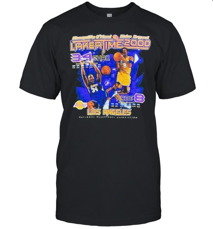 NBA Los Angeles Lakers NBA Finals  Classic Men's T-shirt