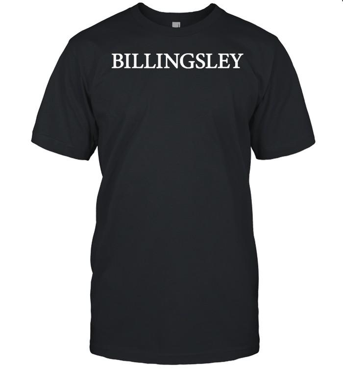 Billingsley Name Family Vintage Retro Funny shirt Classic Men's T-shirt