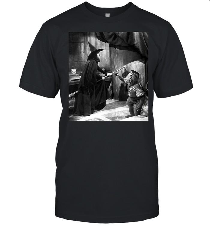 Oz Flying Monkeys Wizard Of Oz Poster Wicked Witch Oz Monkey T-shirt Classic Men's T-shirt