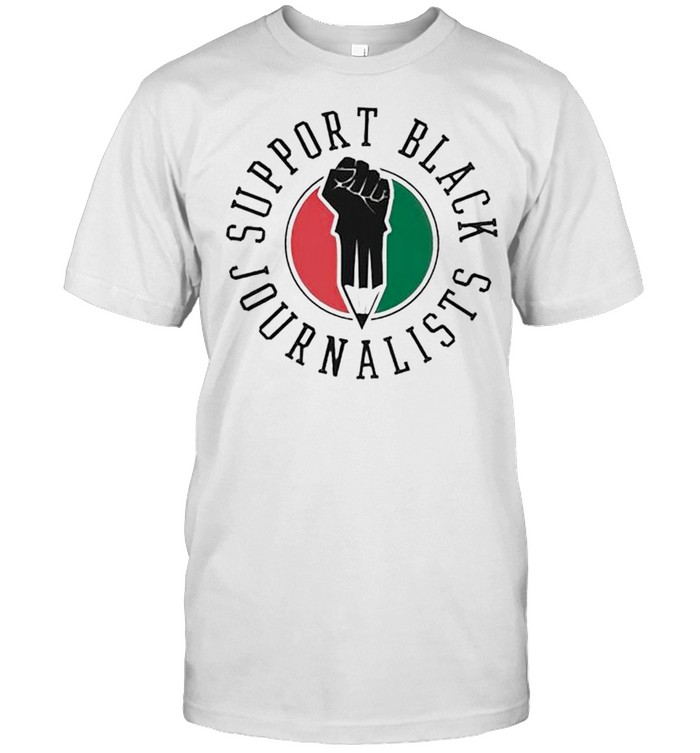 Support Black Journalists shirt Classic Men's T-shirt