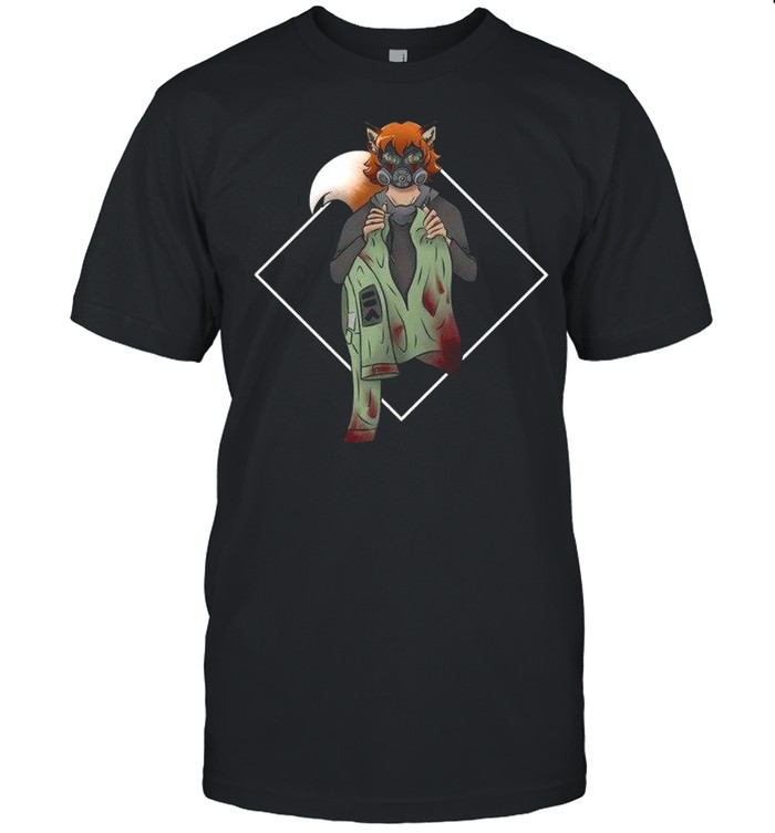 Boyfriend to Death BTD Ren Hana Biohazard Printed shirt Classic Men's T-shirt
