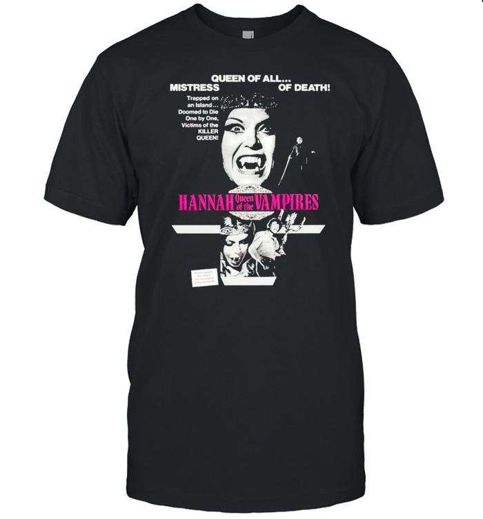 Queen of all mistress of death shirt Classic Men's T-shirt