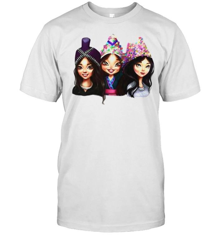 Hmong Princess  Classic Men's T-shirt