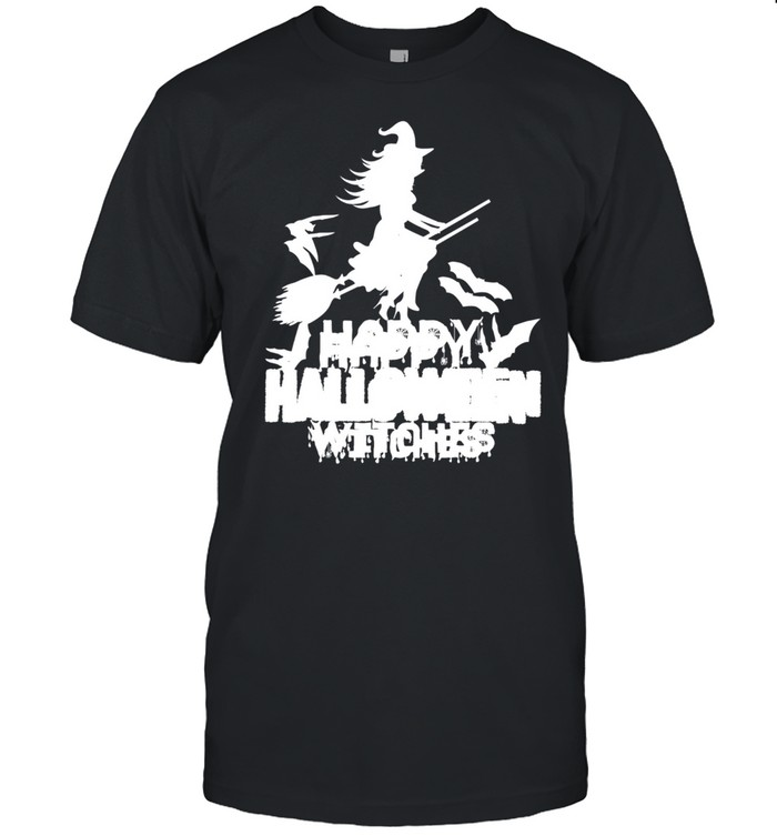 Happy Halloween Witches shirt Classic Men's T-shirt