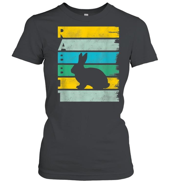 Rabbit shirt Classic Women's T-shirt