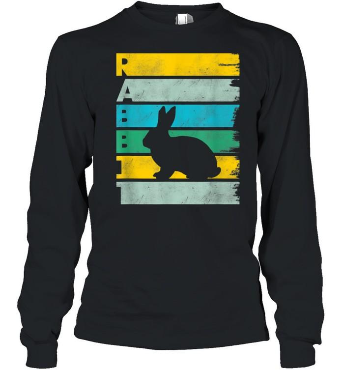 Rabbit shirt Long Sleeved T-shirt