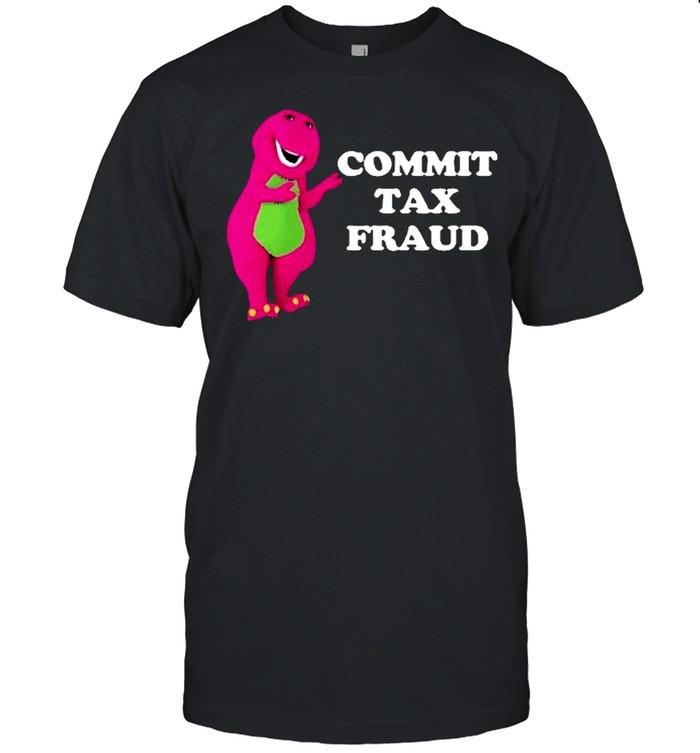 Commit Tax Fraud shirt Classic Men's T-shirt