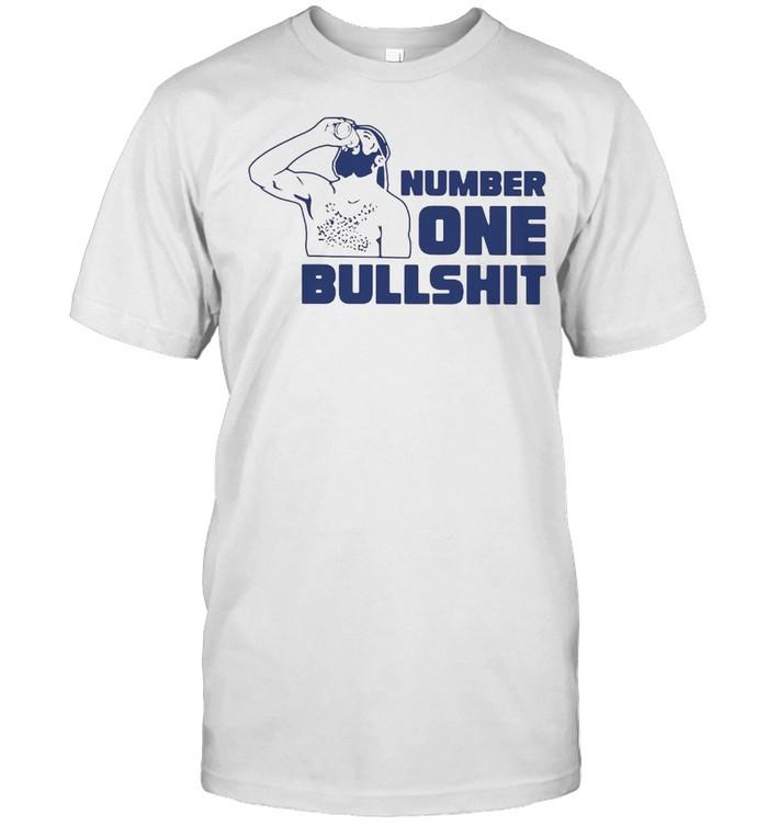 Kucherov Number One Bullshit T-shirt Classic Men's T-shirt