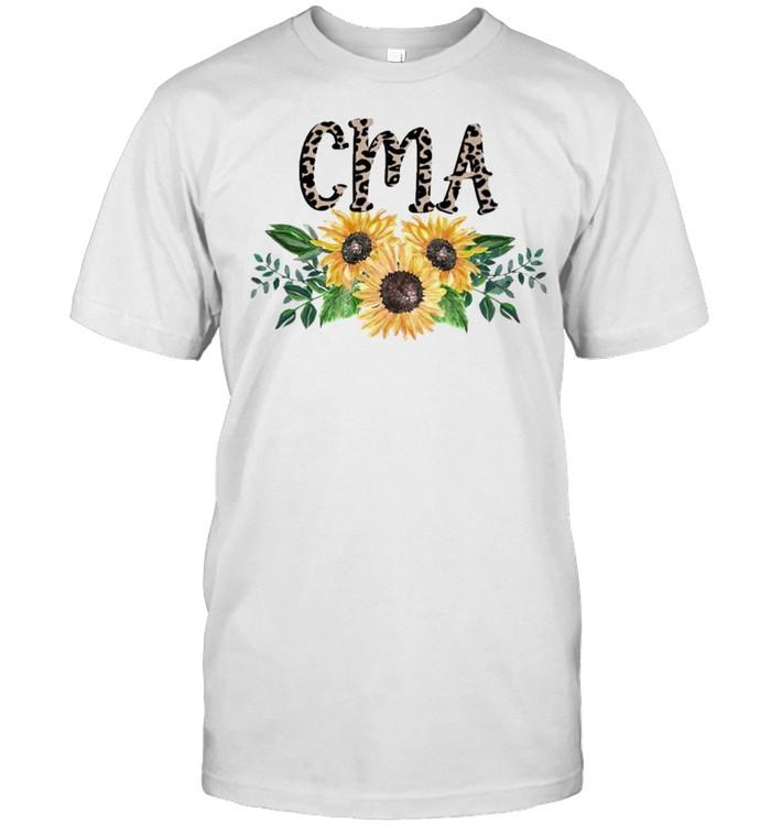 CMA Life Leopard Sunflower 2021 shirt Classic Men's T-shirt