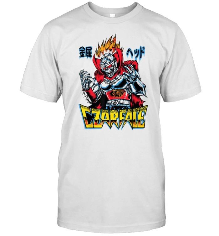 Czarface Skull  Classic Men's T-shirt