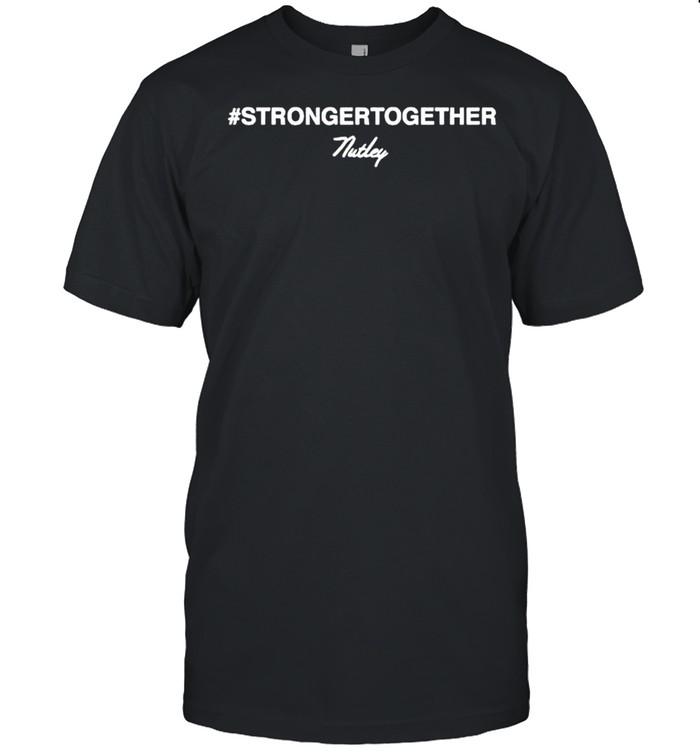 Nutley #strongertogether shirt Classic Men's T-shirt