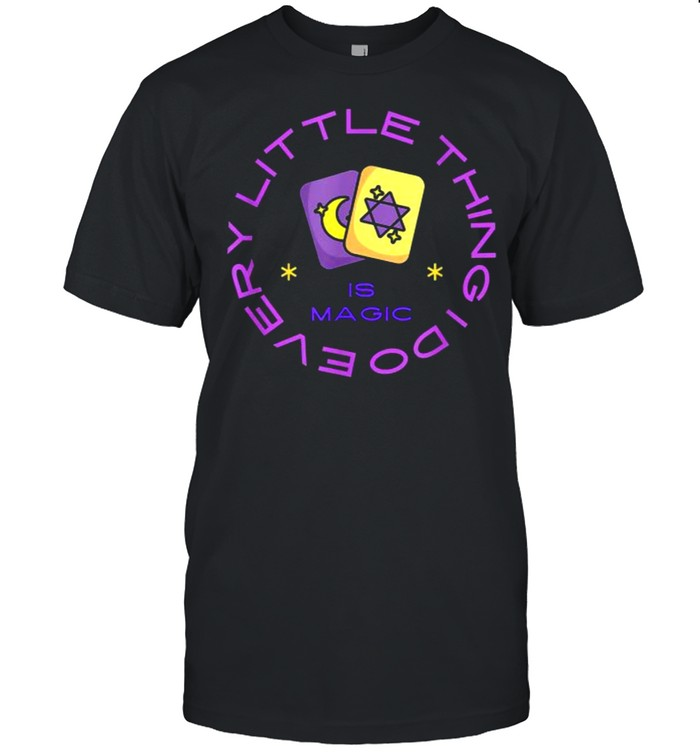 Every Little Thing I Do Is Magic T- Classic Men's T-shirt