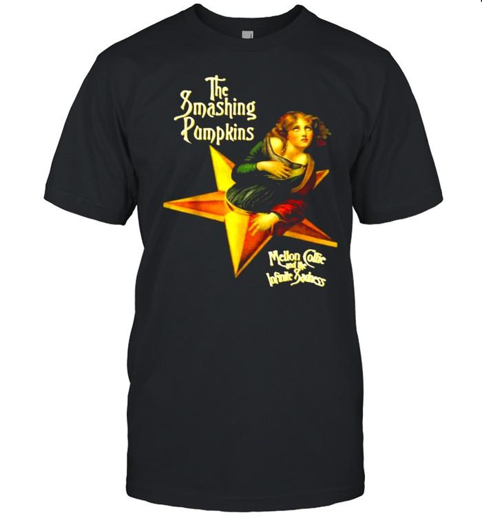 The Smashing Pumpkins Mellon Collie And The Infinite T- Classic Men's T-shirt