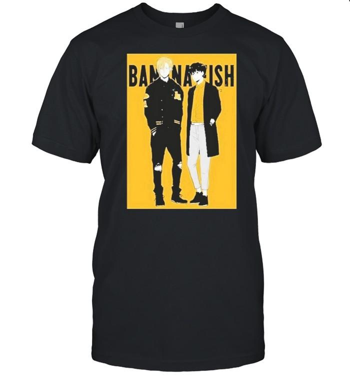 Banana Fish shirt Classic Men's T-shirt
