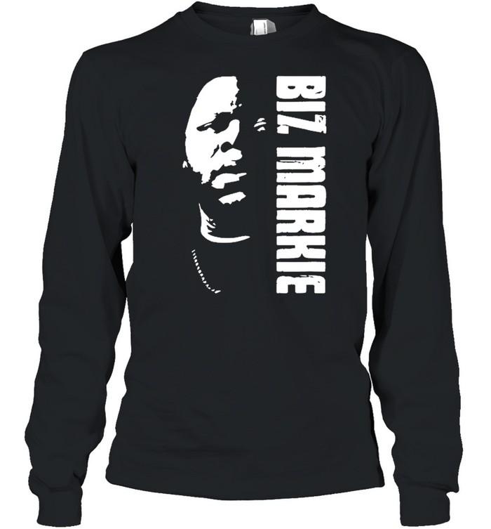 Biz Markie Rip Legend shirt Long Sleeved T-shirt