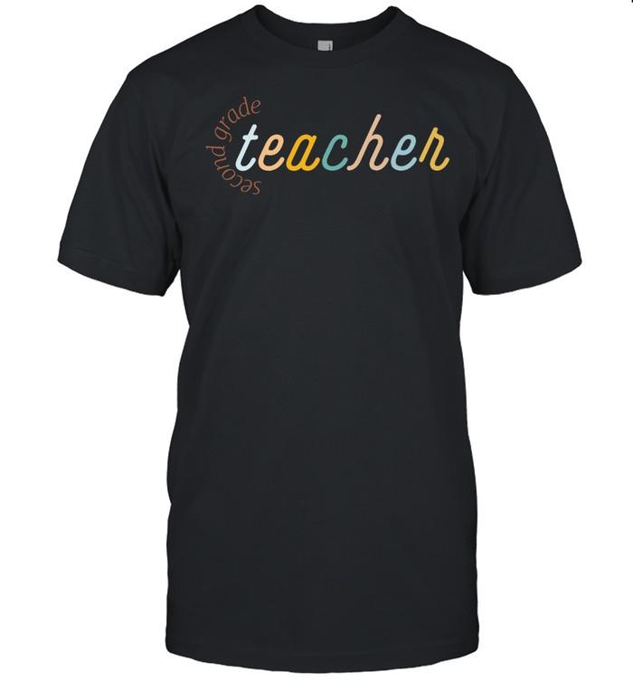 Second Grade Teacher shirt Classic Men's T-shirt