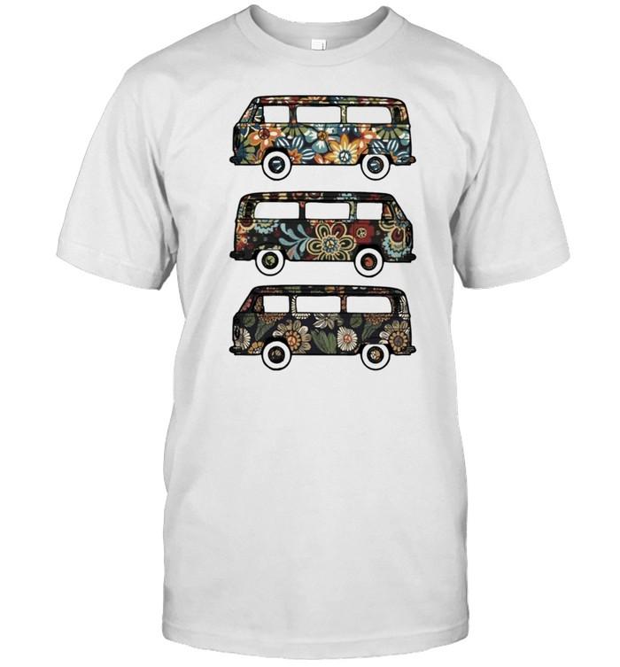 Hippie Van Peace shirt Classic Men's T-shirt