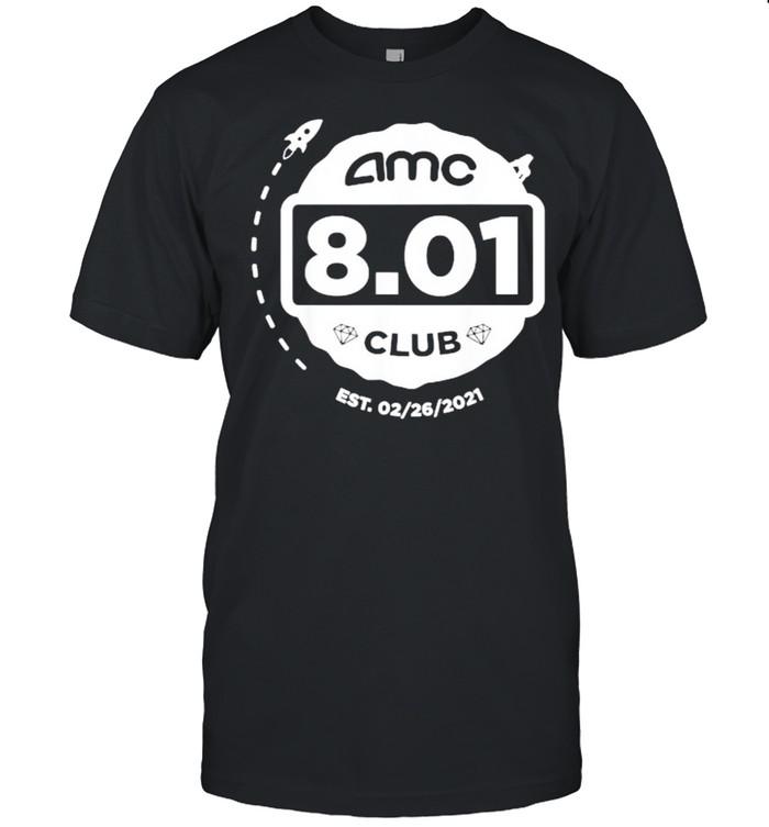 AMCs 8.01 CLUBs T- Classic Men's T-shirt