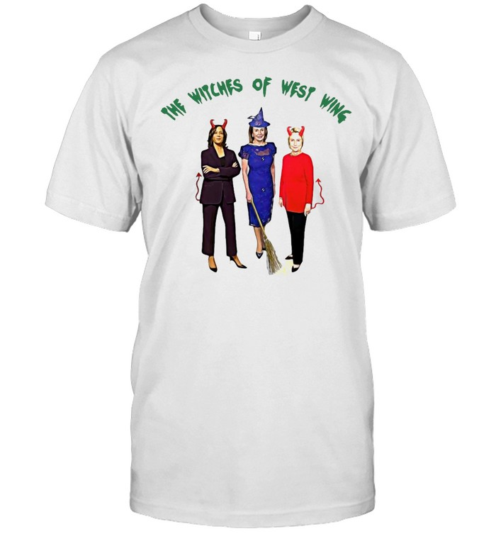 The Witches Of West Wing T-shirt Classic Men's T-shirt