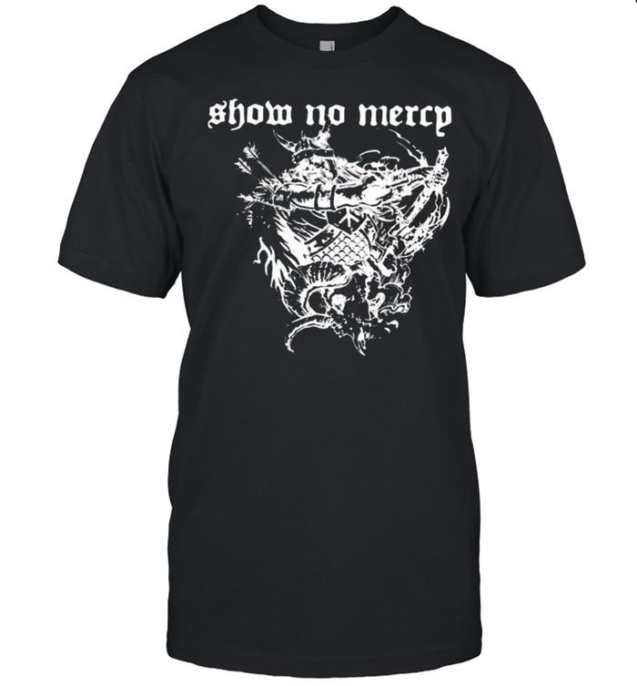 Show no mercy shirt Classic Men's T-shirt