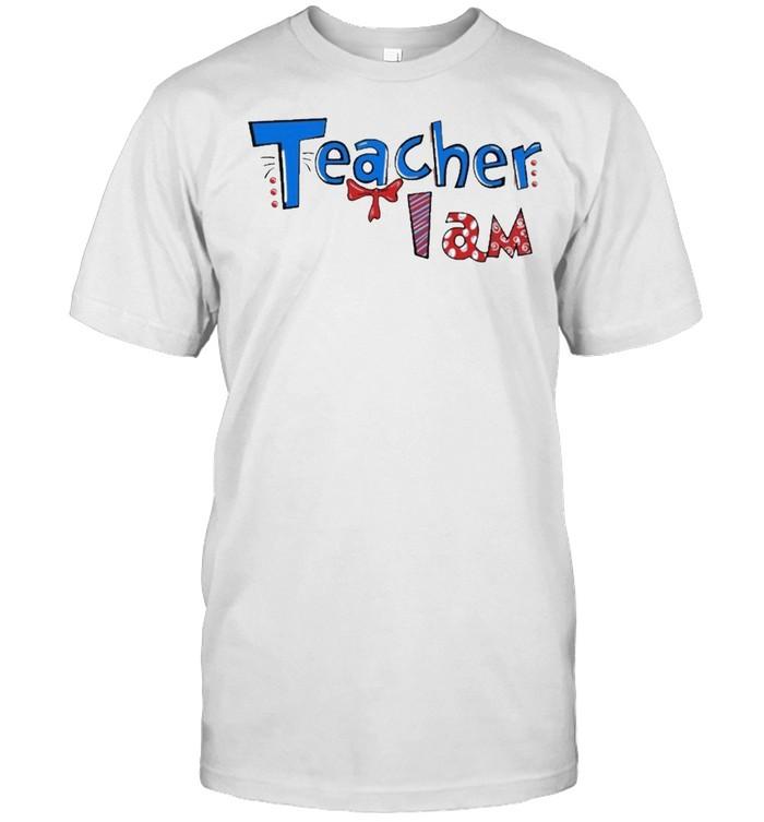 Dr seuss teacher I am shirt Classic Men's T-shirt