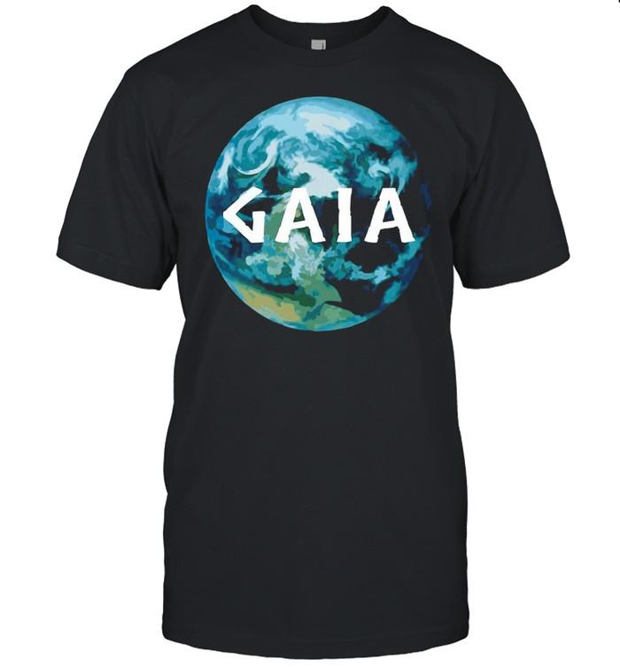 Gaia Gaea Mother Earth Greek Mythology Ancient Greece T-shirt Classic Men's T-shirt