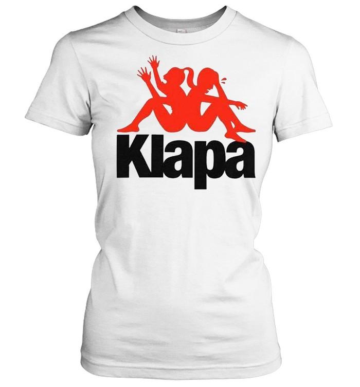 Klapa shirt Classic Women's T-shirt
