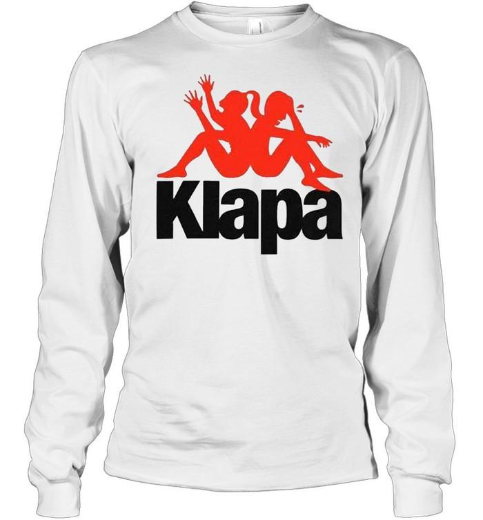 Klapa shirt Long Sleeved T-shirt