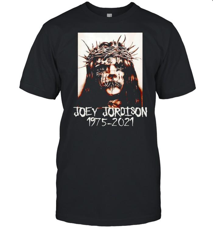 Rip Joey Jordison 1975-2021 shirt Classic Men's T-shirt