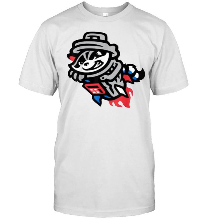 Rocket City Trashs Pandas T- Classic Men's T-shirt