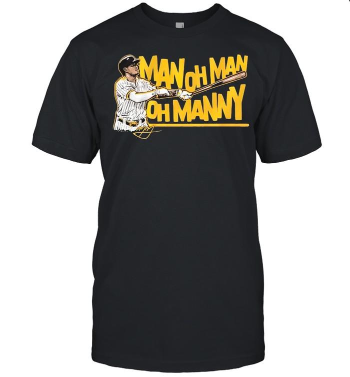 Man oh man oh Manny Machado shirt Classic Men's T-shirt