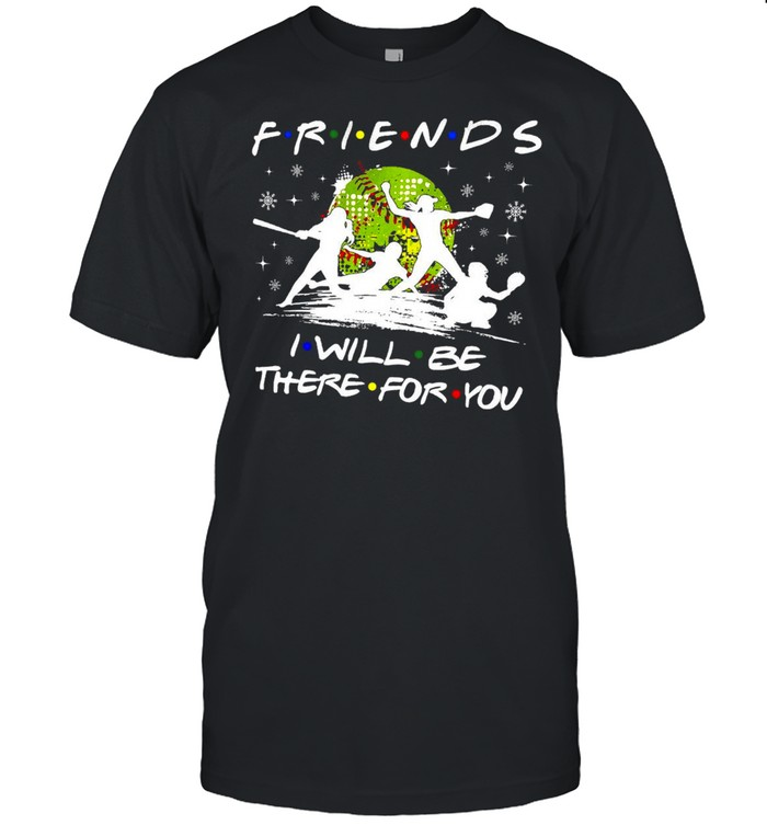 Friends I Will Be There For You T-shirt Classic Men's T-shirt