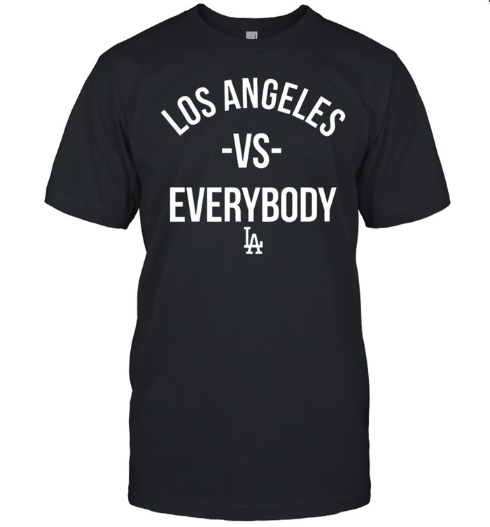 The Los Angeles Vs Everybody shirt Classic Men's T-shirt