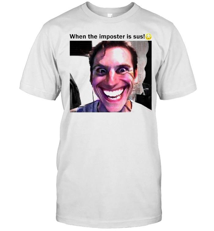 When the importer is sus shirt Classic Men's T-shirt
