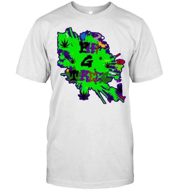 Phi G Trees- CON. SPLASH Premium T- Classic Men's T-shirt