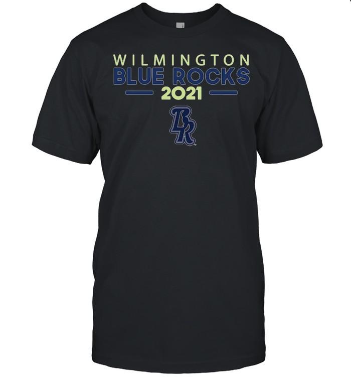 Wilmington Blue Rocks 2021 shirt Classic Men's T-shirt