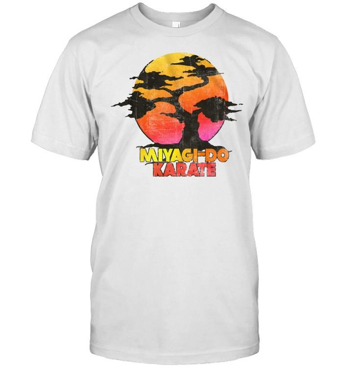 Miyagi do karate shirt Classic Men's T-shirt