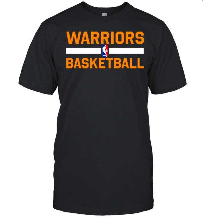 Warriors basketball NBA shirt Classic Men's T-shirt