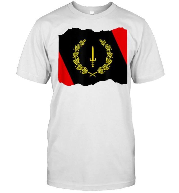 Black American Heritage Flag 1967 T- Classic Men's T-shirt