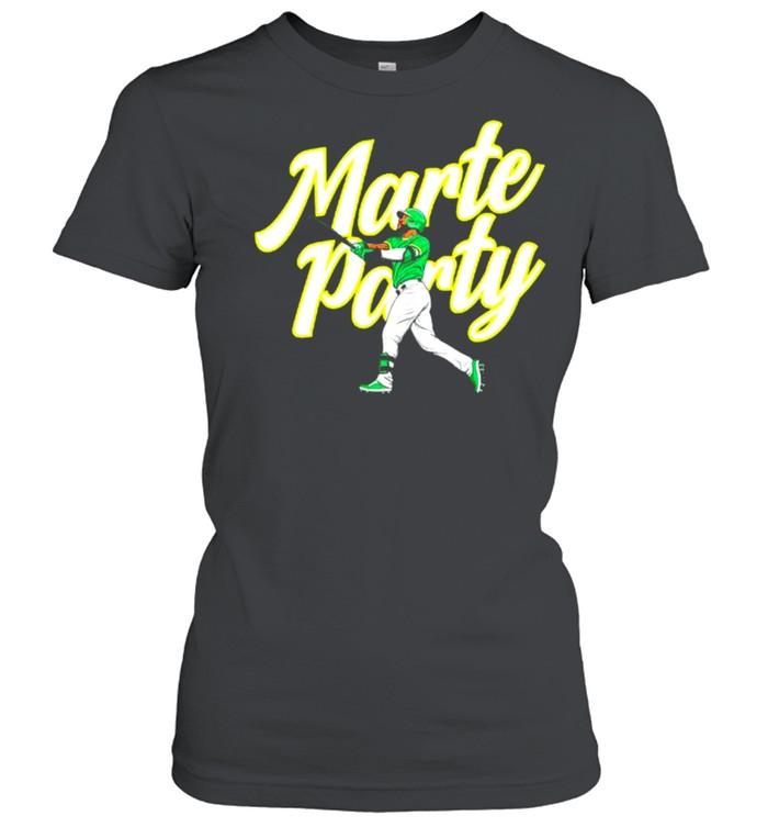 Starling Marte Party shirt Classic Women's T-shirt
