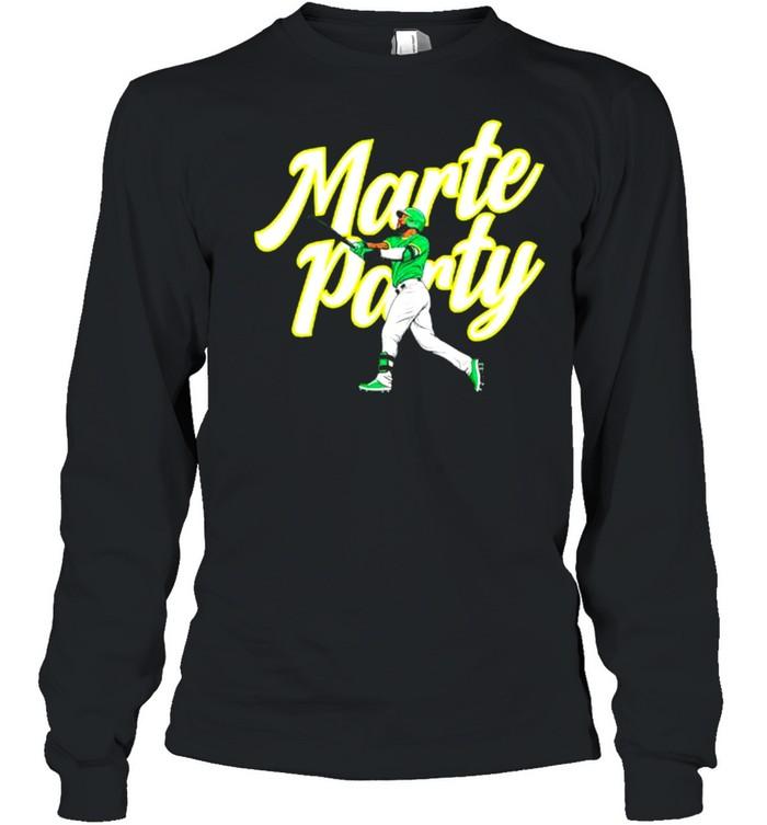 Starling Marte Party shirt Long Sleeved T-shirt
